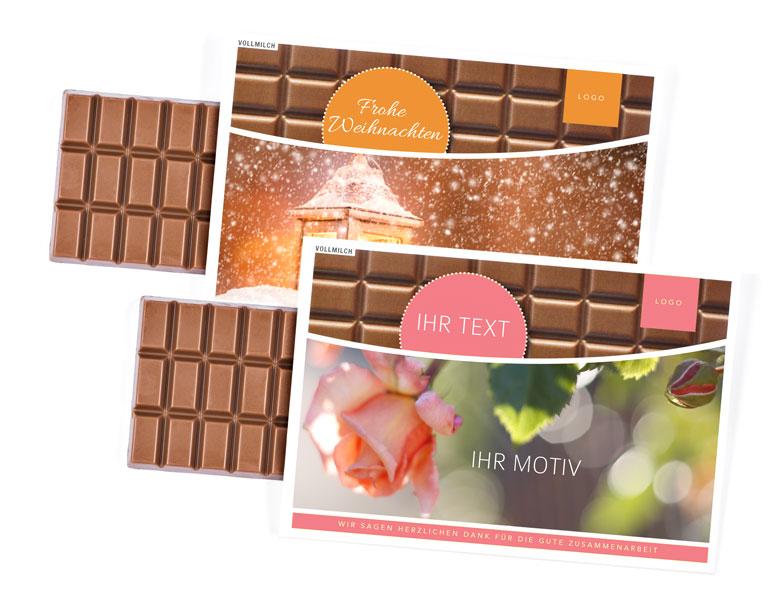 personalisierte schokolade ullis confiserie. Black Bedroom Furniture Sets. Home Design Ideas