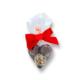 Muttertagsgeschenk Schokoherz Zartbitter, mit Pralinen befüllt