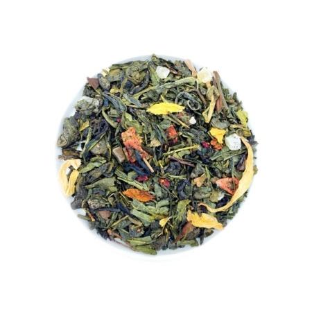 Grüner Tee 8 Schätze des Shaolin