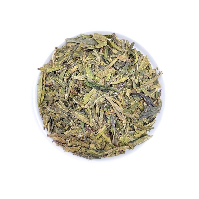 Grünter Tee Drachenbrunnen