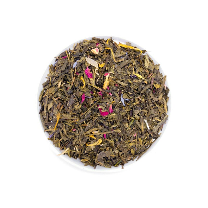Grüner Tee Morgentau