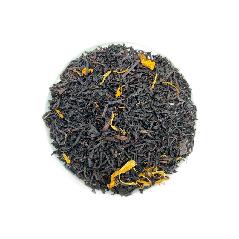 Schwarzer Tee Bourbon Vanille